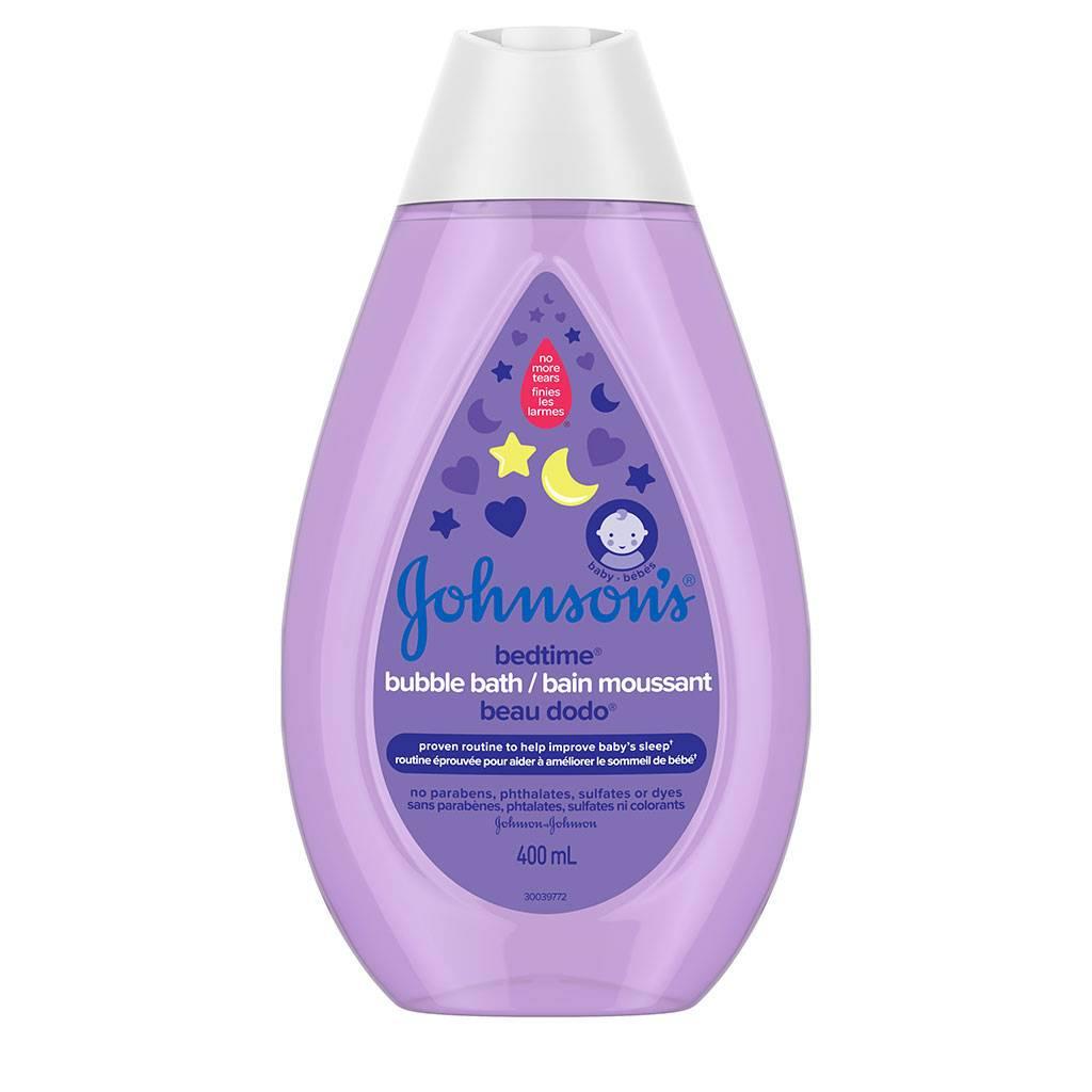 JOHNSON'S® BEDTIME® Bubble Bath