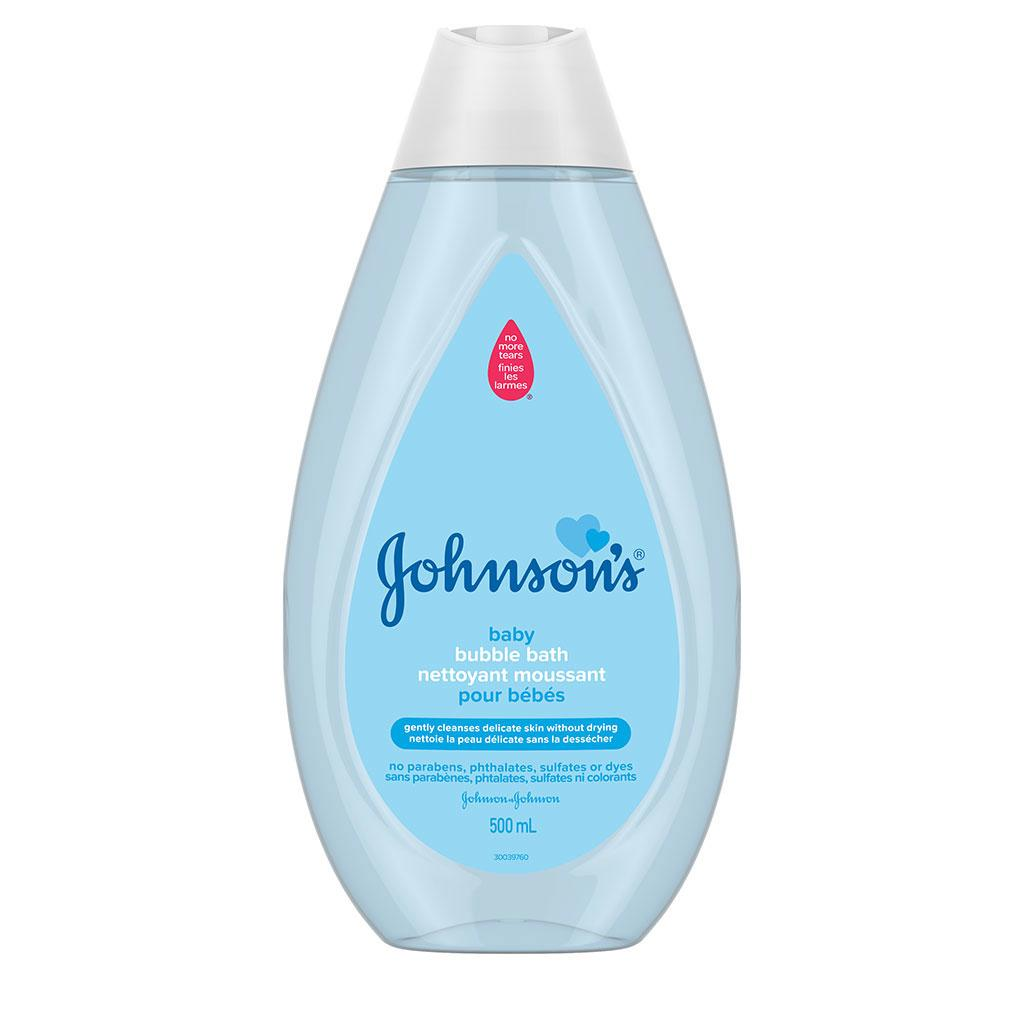 Johnson's Baby Bubble Bath