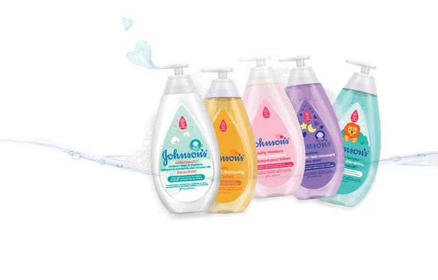Johnson's® No More Tears® detangling toddler hair care products
