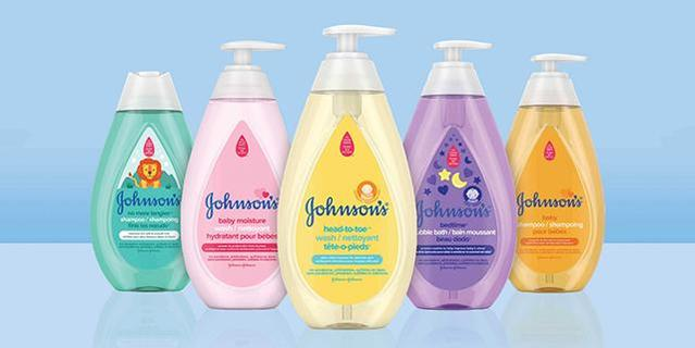 Five Johnson's Baby Products